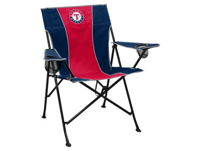 Texas Rangers Logo Brands Pregame Chair
