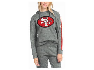 2837f6613 San Francisco 49ers Junk Food NFL Women s Liberty Fleece Hoodie