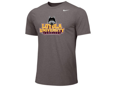 Loyola Ramblers Nike NCAA Men's Dri-Fit Legend Wordmark T-Shirt