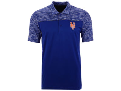 New York Mets Antigua MLB Men's Final Play Polo