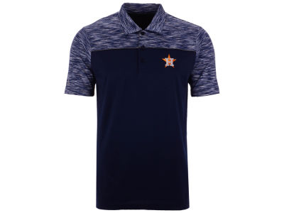 Houston Astros Antigua MLB Men's Final Play Polo