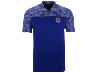 Chicago Cubs Antigua MLB Men's Final Play Polo