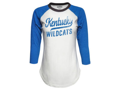 Kentucky Wildcats Top of the World NCAA Women's Tri-blend Raglan T-Shirt