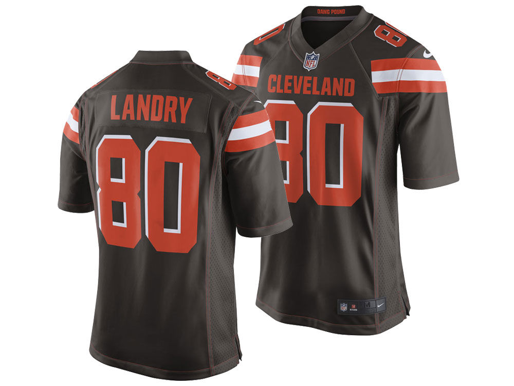 eb0fb07ff6b ... wholesale cleveland browns jarvis landry nike nfl youth game jersey  lids 40d0f 1ad59