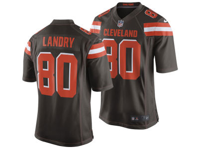 Cleveland Browns Jarvis Landry Nike NFL Youth Game Jersey 91d395300