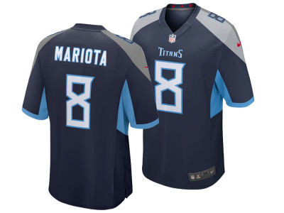 Tennessee Titans Marcus Mariota Nike NFL Youth Game Jersey