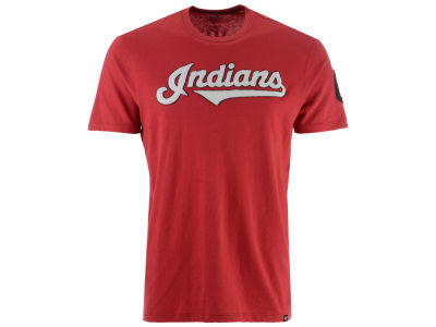 Cleveland Indians MLB Men's Rundown Fieldhouse T-Shirt