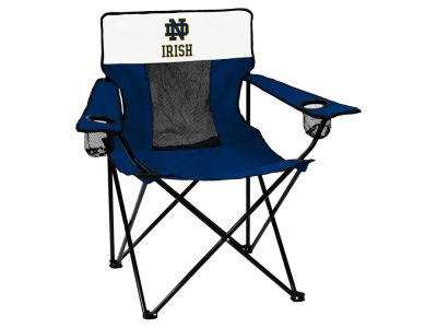 Notre Dame Fighting Irish Logo Brands Elite Chair