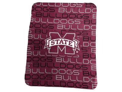 Mississippi State Bulldogs Logo Brands Classic Fleece