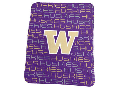 Washington Huskies Logo Brands Classic Fleece