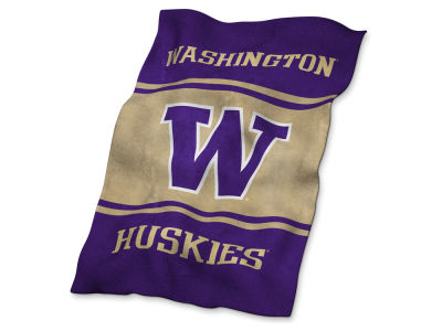Washington Huskies Logo Brands Ultrasoft Blanket