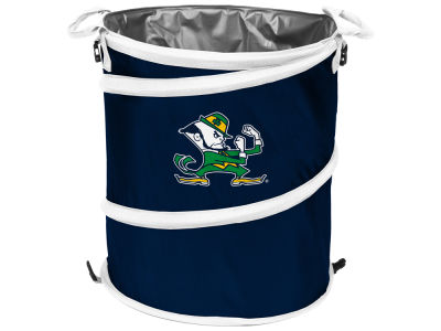 Notre Dame Fighting Irish Logo Brands Collapsible 3-in-1 Cooler V
