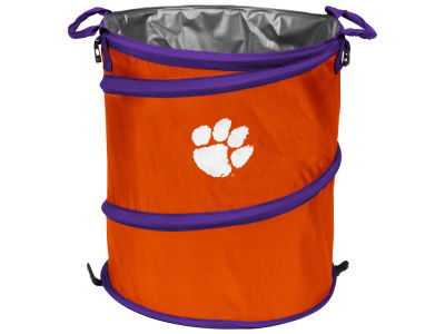 Clemson Tigers Collapsible 3-in-1 Cooler V
