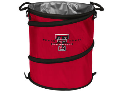 Texas Tech Red Raiders Logo Brands Collapsible 3-in-1 Cooler V
