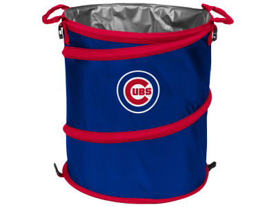 Chicago Cubs Logo Brands Collapsible 3-in-1 Cooler V