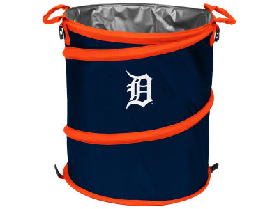 Detroit Tigers Logo Brands Collapsible 3-in-1 Cooler V