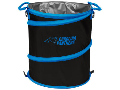 Carolina Panthers Logo Brands Collapsible 3-in-1 Cooler V