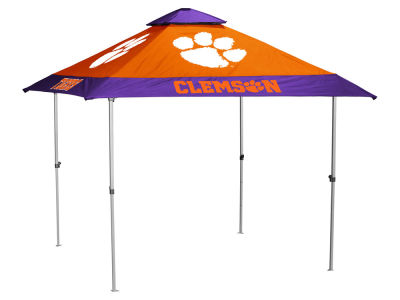 Clemson Tigers Logo Brands Pagoda Tent - No Lights