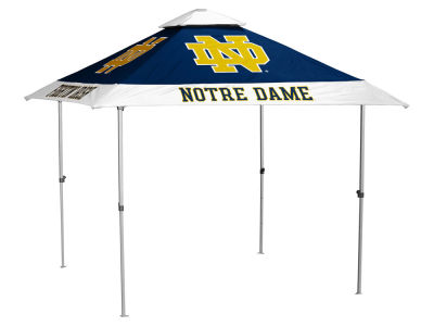 Notre Dame Fighting Irish Logo Brands Pagoda Tent - No Lights