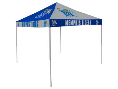 Memphis Tigers Logo Brands Checkerboard Tent