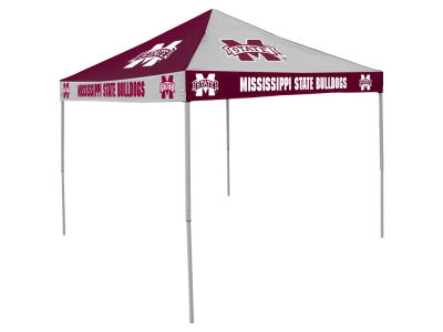 Mississippi State Bulldogs Logo Brands Checkerboard Tent