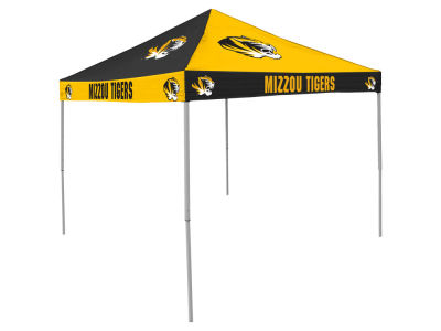 Missouri Tigers Logo Brands Checkerboard Tent
