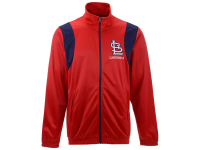 St. Louis Cardinals G-III Sports MLB Men's Clutch Track Jacket