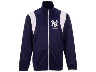 New York Yankees G-III Sports MLB Men s Clutch Track Jacket b3babbe75