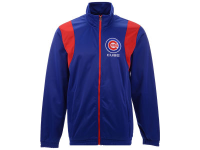 Chicago Cubs G-III Sports MLB Men's Clutch Track Jacket