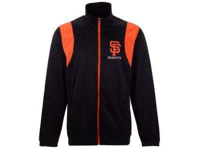 San Francisco Giants G-III Sports MLB Men's Clutch Track Jacket
