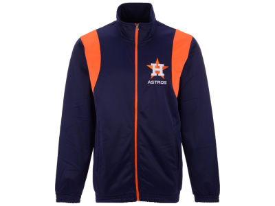 Houston Astros G-III Sports MLB Men's Clutch Track Jacket