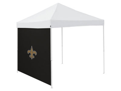 New Orleans Saints Logo Brands 9 x 9 Side Panel