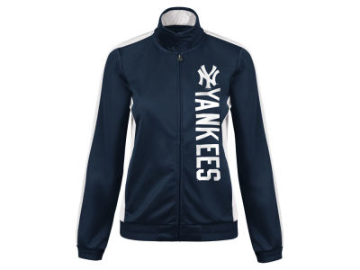New York Yankees G-III Sports MLB Women's Outfield Track Jacket