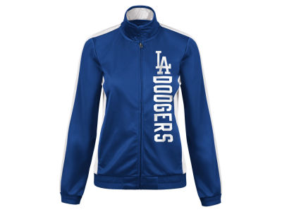 Los Angeles Dodgers G-III Sports MLB Women's Outfield Track Jacket