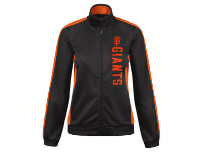 San Francisco Giants G-III Sports MLB Women's Outfield Track Jacket