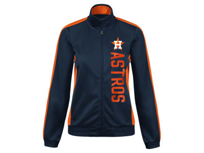 Houston Astros G-III Sports MLB Women's Outfield Track Jacket