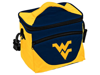 West Virginia Mountaineers Logo Brands Halftime Lunch Cooler