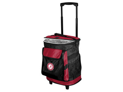 Alabama Crimson Tide Logo Brands Rolling Cooler V