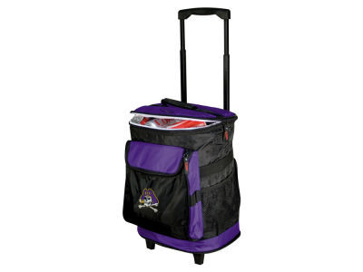 East Carolina Pirates Logo Brands Rolling Cooler V