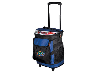 Florida Gators Logo Brands Rolling Cooler V