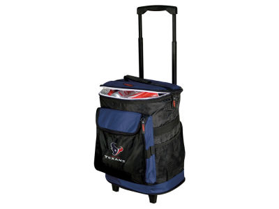 Houston Texans Logo Brands Rolling Cooler V