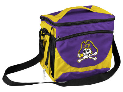 East Carolina Pirates Logo Brands 24 Can Cooler