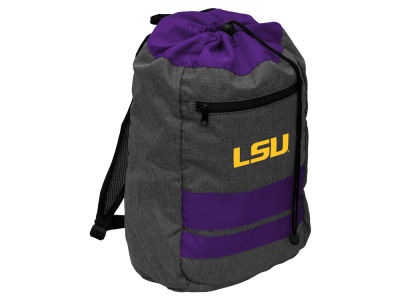 LSU Tigers Logo Brands Journey Backsack