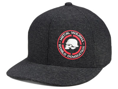 Metal Mulisha Branding Iron Flex Cap
