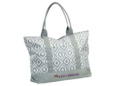 East Carolina Pirates Logo Brands Ikat Tote V