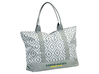 Oregon Ducks Logo Brands Ikat Tote V