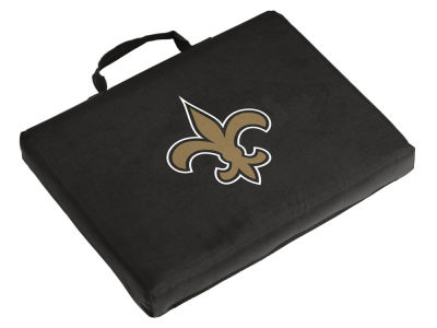 New Orleans Saints Logo Brands Bleacher Cushion