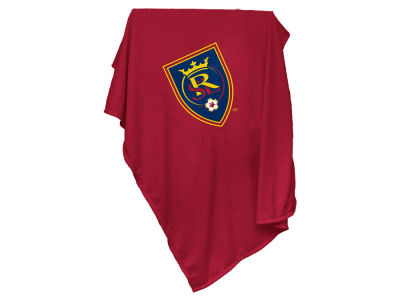 Real Salt Lake Logo Brands Sweatshirt Blanket