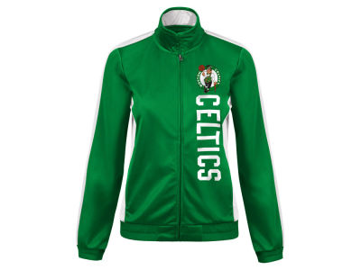 Boston Celtics G-III Sports NBA Women's Backfield Track Jacket