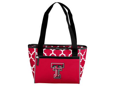 Texas Tech Red Raiders Logo Brands 16 Can Cooler Tote